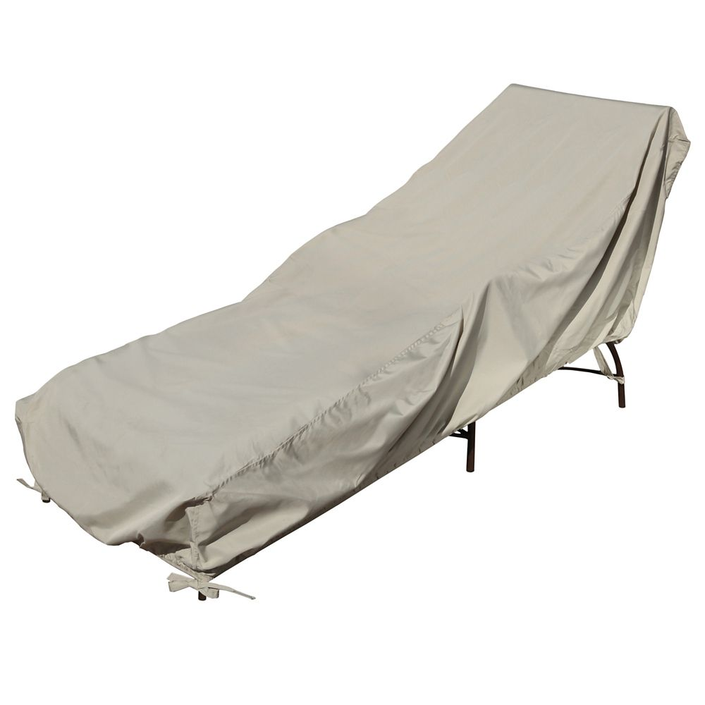 Winter Cover for Chaise Lounge