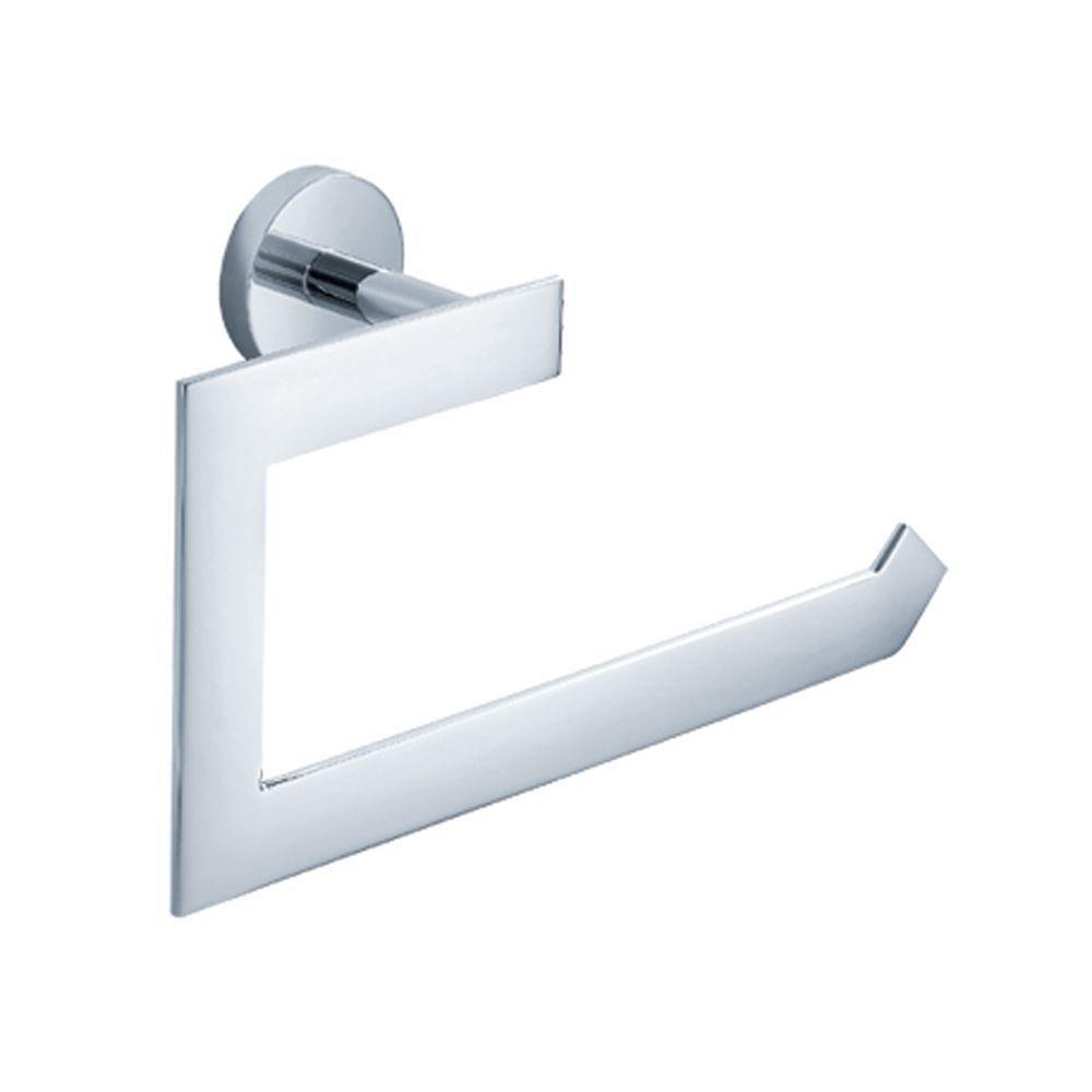 Kraus accessoires pour salle de bains imperium anneau porte serviette home depot canada for Porte pour salle de bain