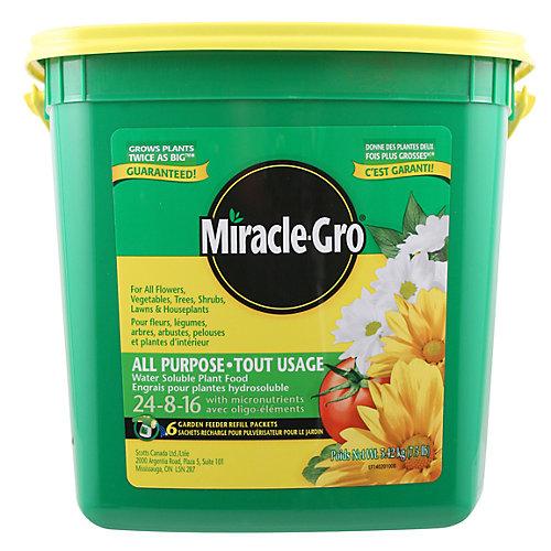 Engrais pour plantes hydrosoluble tout usage Miracle-Gro