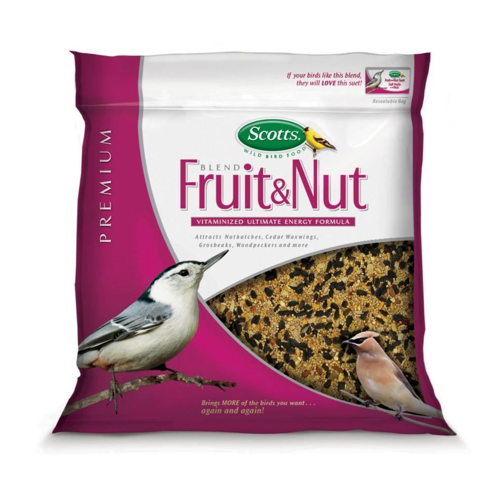 Scotts Fruit & Nut Blend 3.63KG