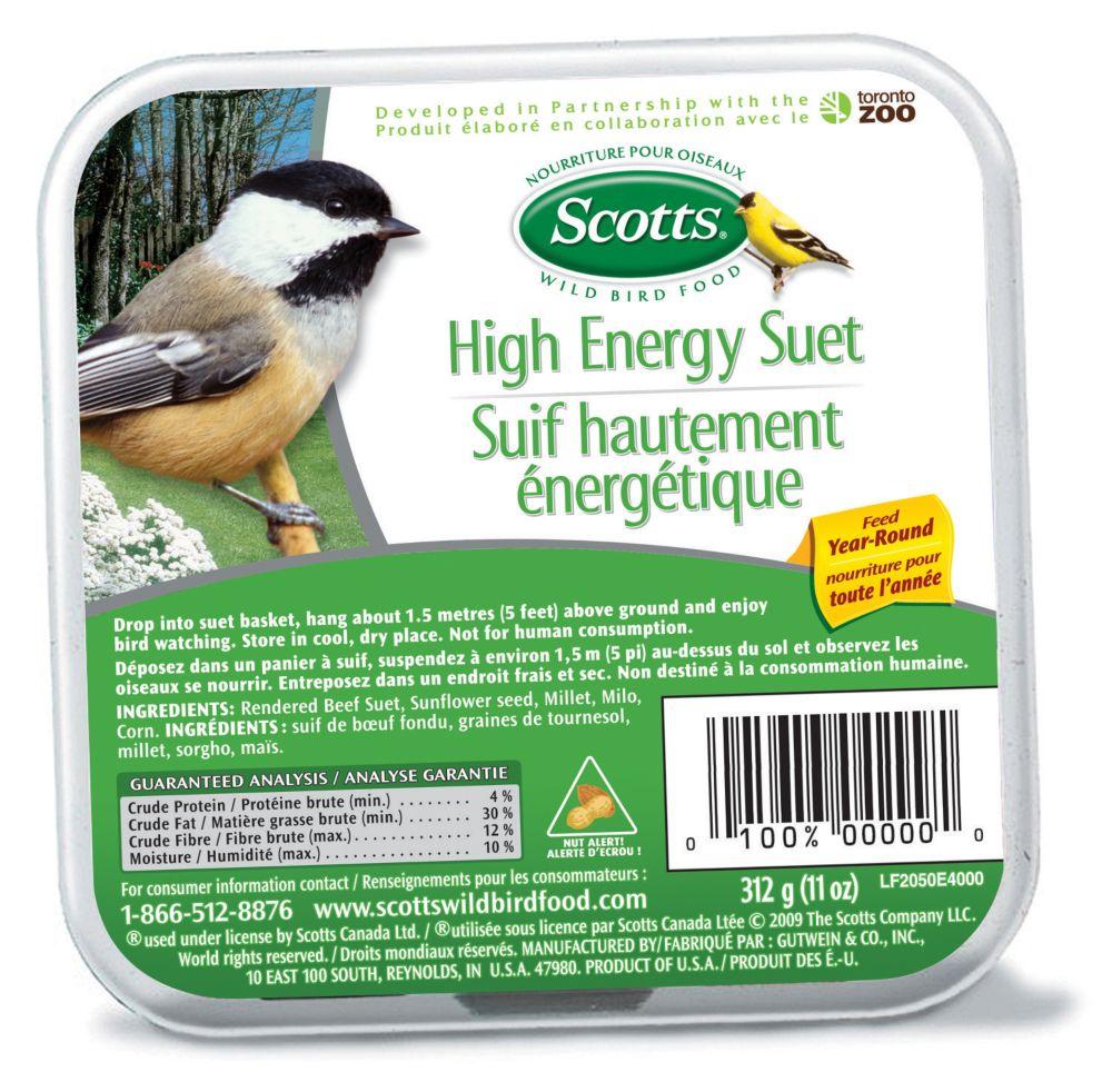 Scotts Suif hautement énergétique