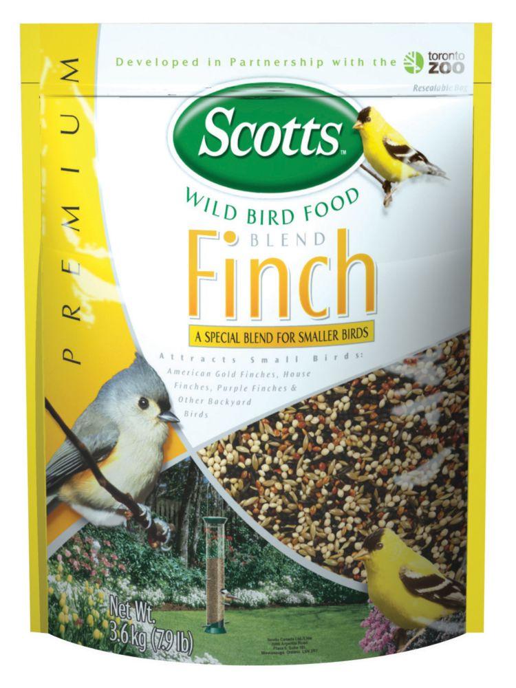 SCOTTS FINCH 3.6KG