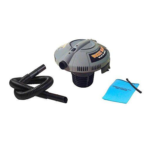 Bucket Head Bloc-moteur daspirateur sec/humide pour les 19 litres (5 gal) seaux de Home Depot