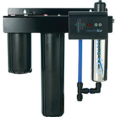 Absolute H2O IHS-10 Whole Home Water Purification System