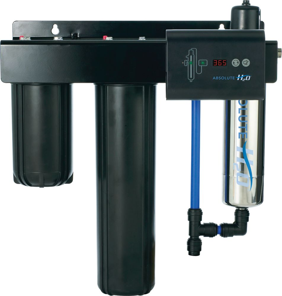Absolute H2O Absolute H2O IHS-10 Whole Home Water Purification System
