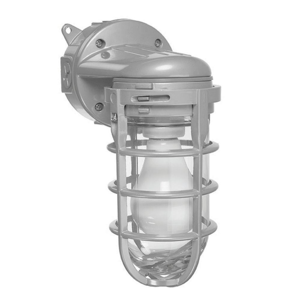 Thomas & Betts Metal Cage Light Wall Mount