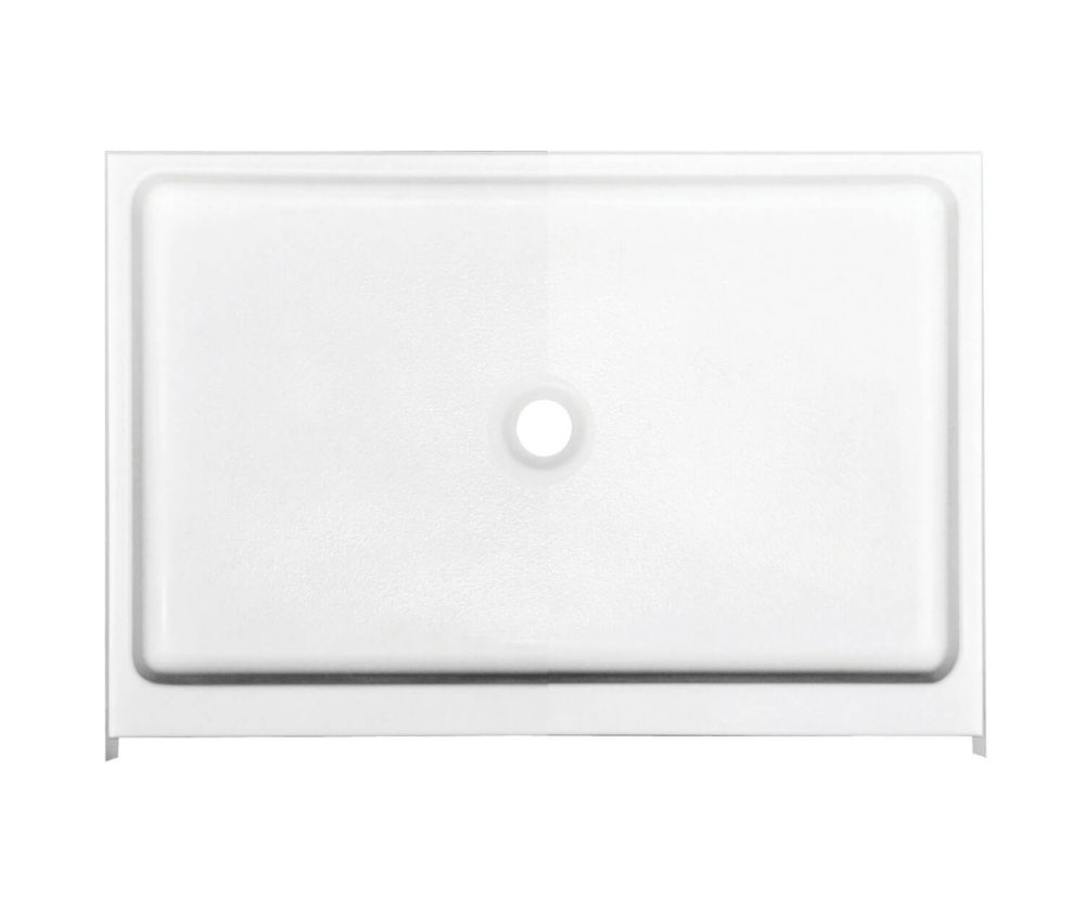 MAAX Alaska Fibreglass Shower Base 42 Inches | The Home Depot Canada