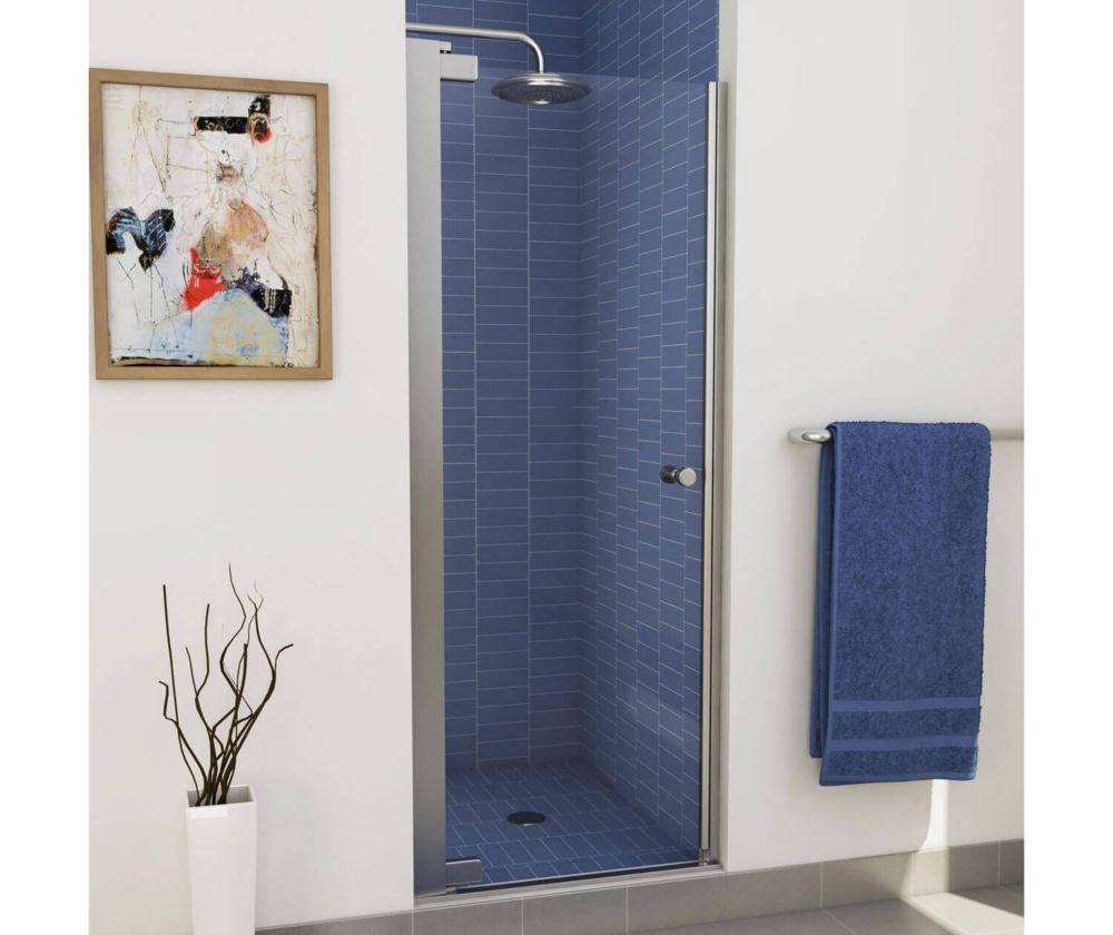 Insight 24 1/2 - 26 1/2 pouces- Porte de douche à pivot