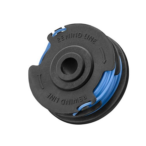 Homelite AC Dual-Line 0.065 in. Single Spool