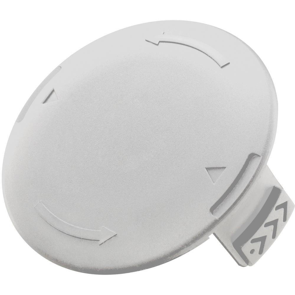 Couvercle de rechange pour bobine de coupe-bordures sans fil