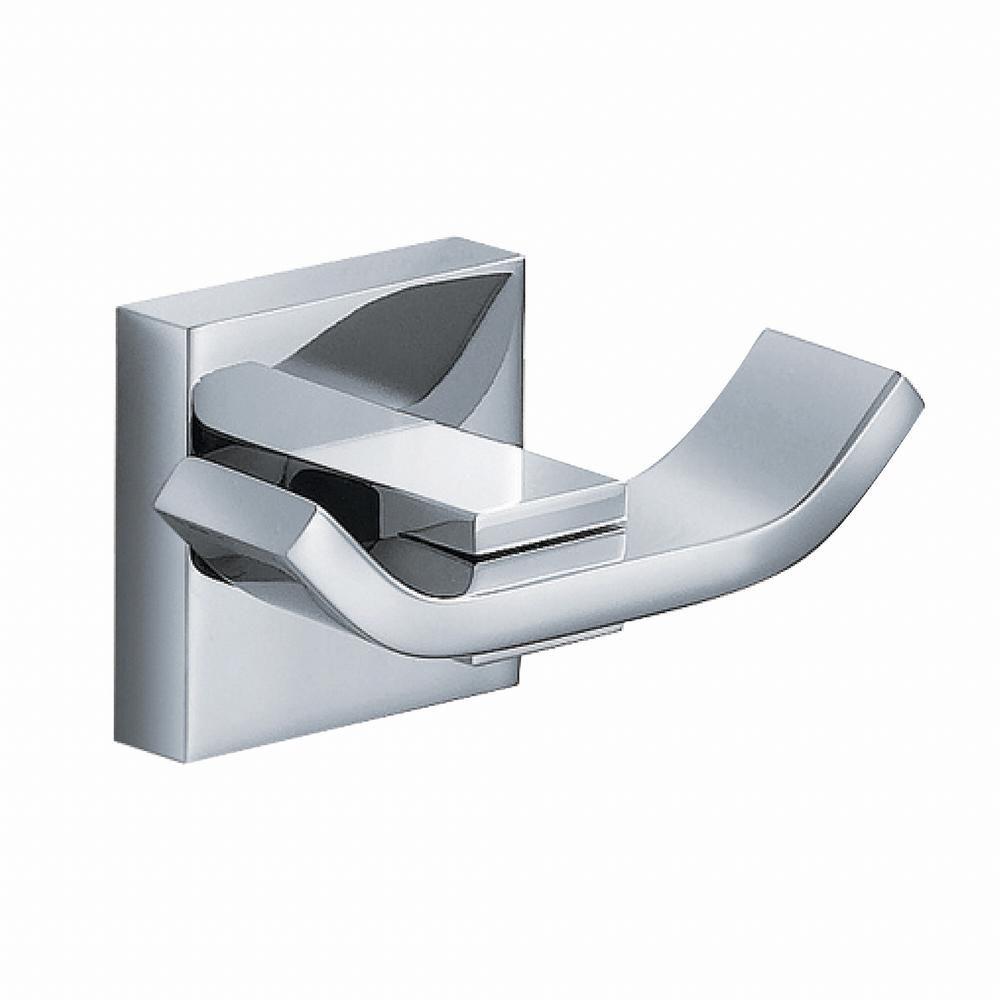 Aura Bathroom Accessories - Double Hook