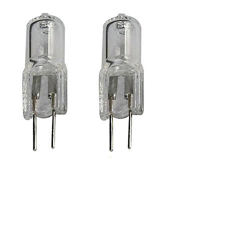 12V LowVage 20W Halogen Light Bulbs (2-Pack)