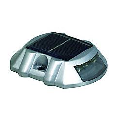 Solar LED Rectangle Deck Light - 2 Pack