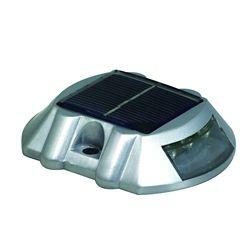 Hampton Bay Solar LED Rectangle Deck Light - (2-Pack)