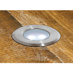 Hampton Bay Ensemble de 8 luminaires de patio LED