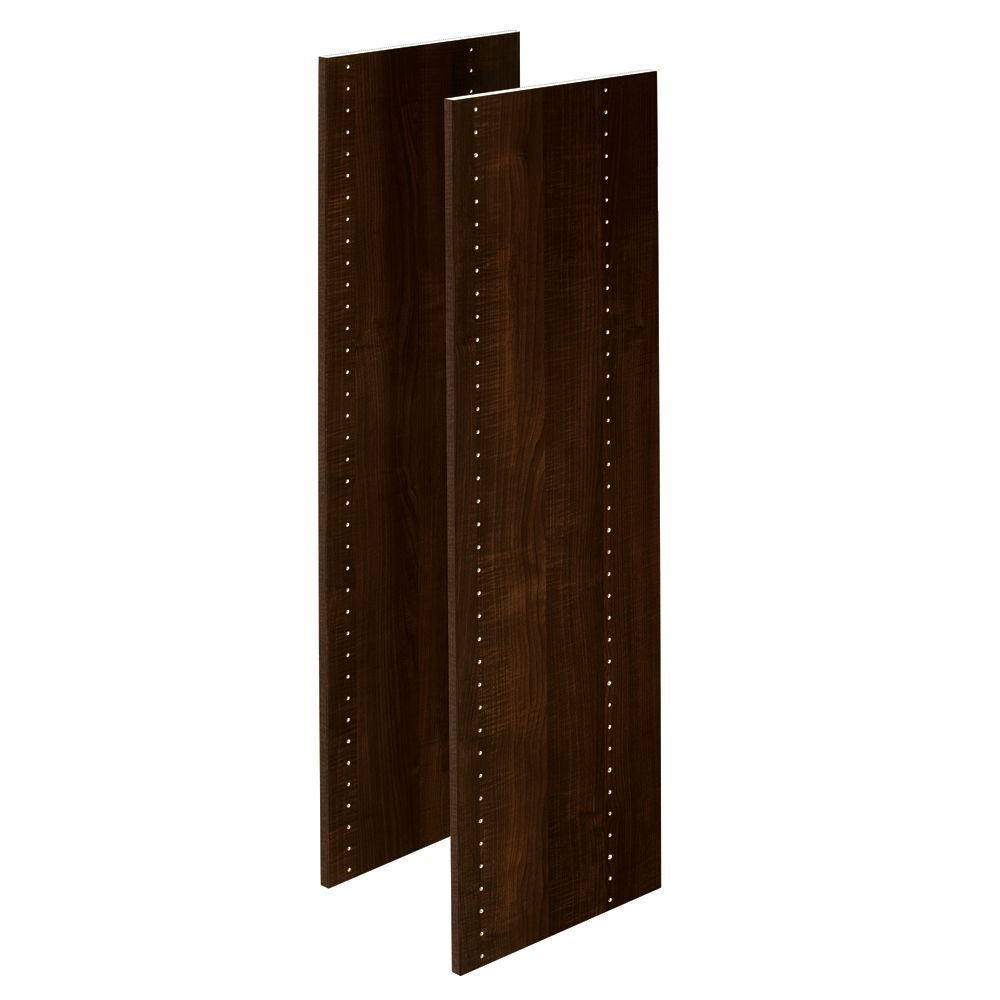 Vertical Panels, 48 Inches - Espresso D3 Canada Discount
