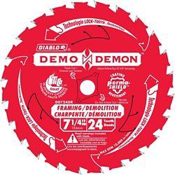 Diablo Demo Demon Blade 7-1/4 Inch