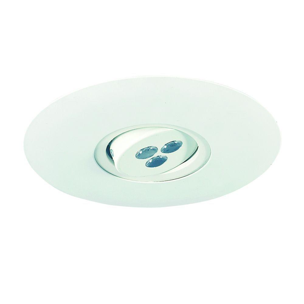LED White Recessed Conversion Kit