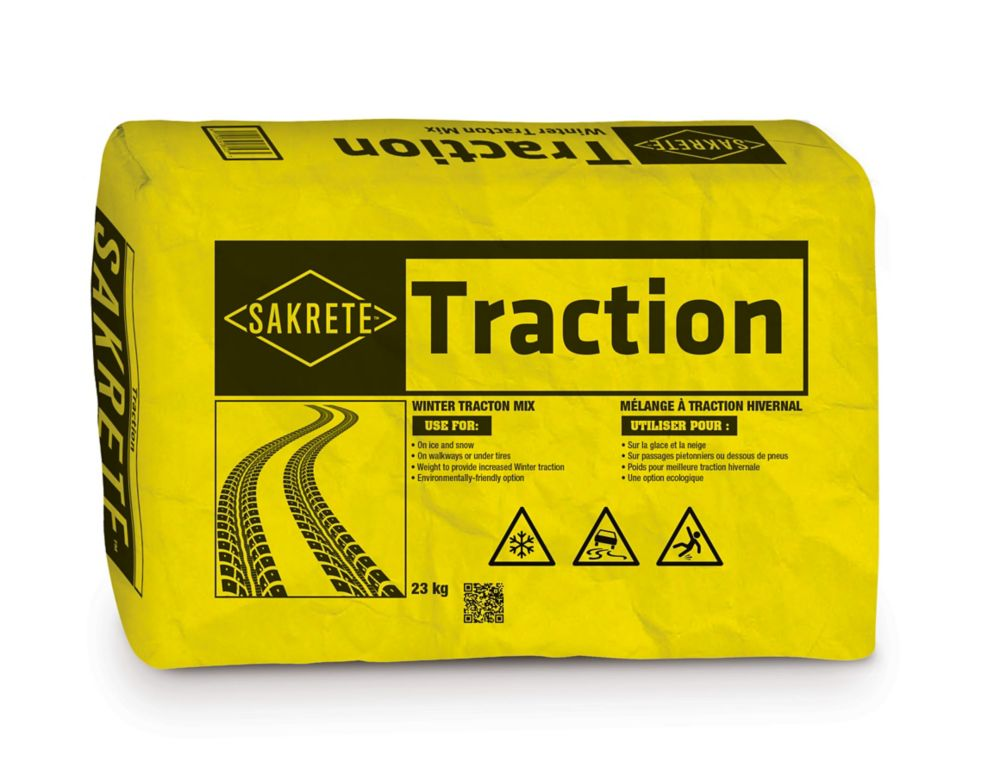Traction Sand, 23 KG