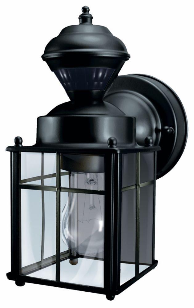 Lanterne Mission Bayside de 150 degrés - noir.