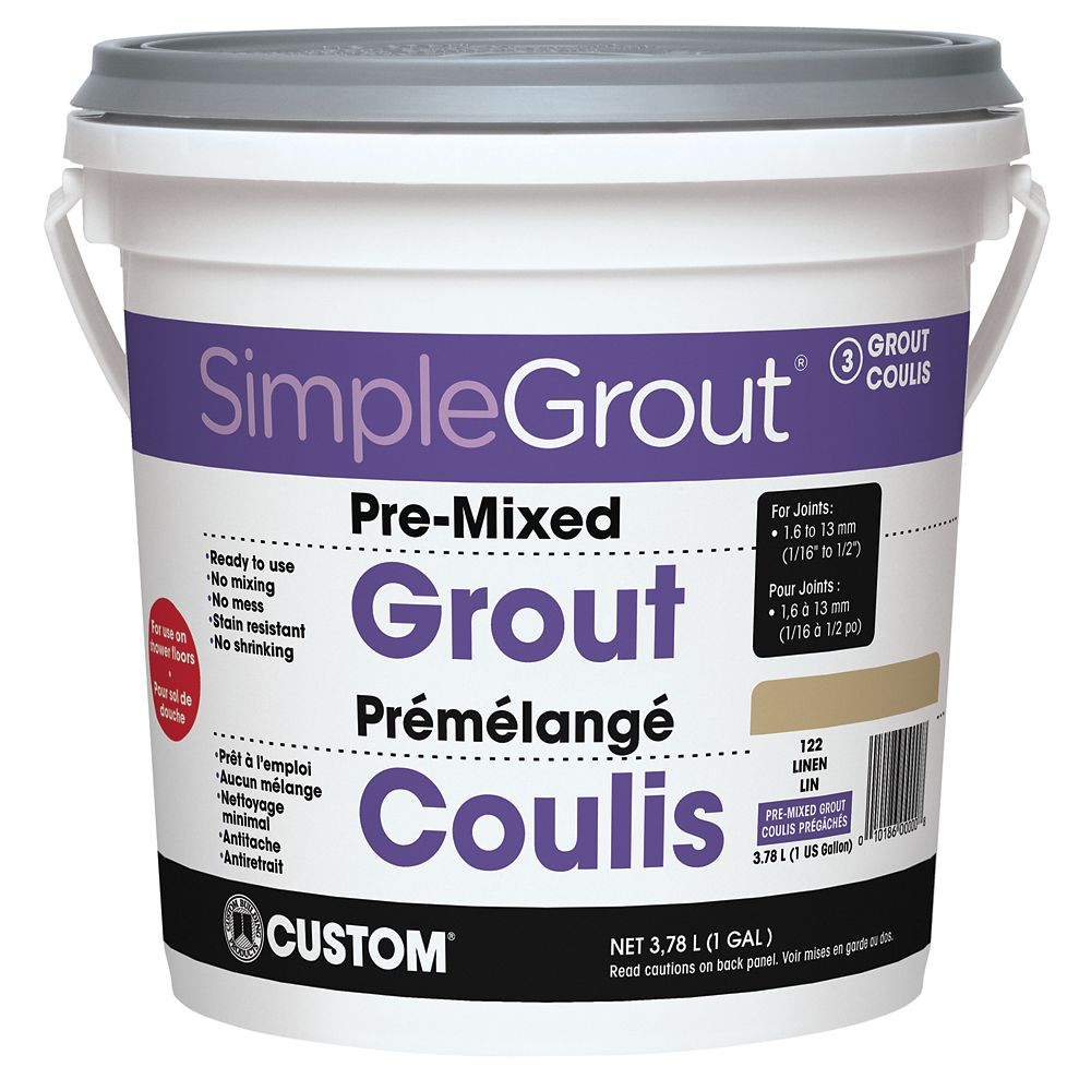 Lin no 122 � Coulis prégâché 3,9 l