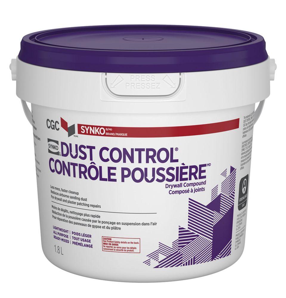 Dust Control 1.8L Pail