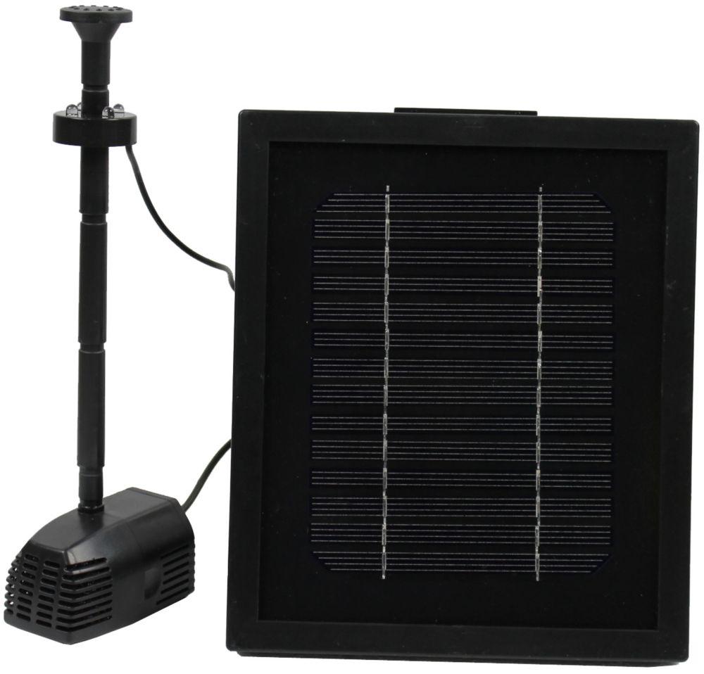 Angelo D 233 Cor 50 Gph Solar Pump The Home Depot Canada