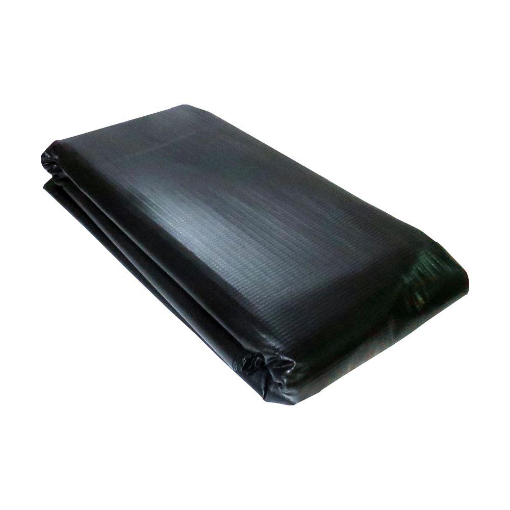 Toile de bassin - PVC noir  -2 x 3 m