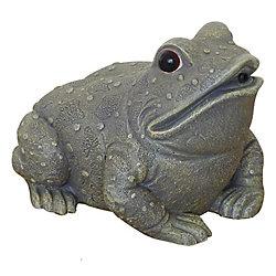 Angelo Décor Statue -  grenouille à jet d'eau