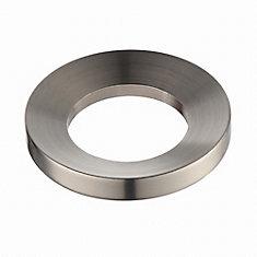 Mounting Ring Satin Nickel