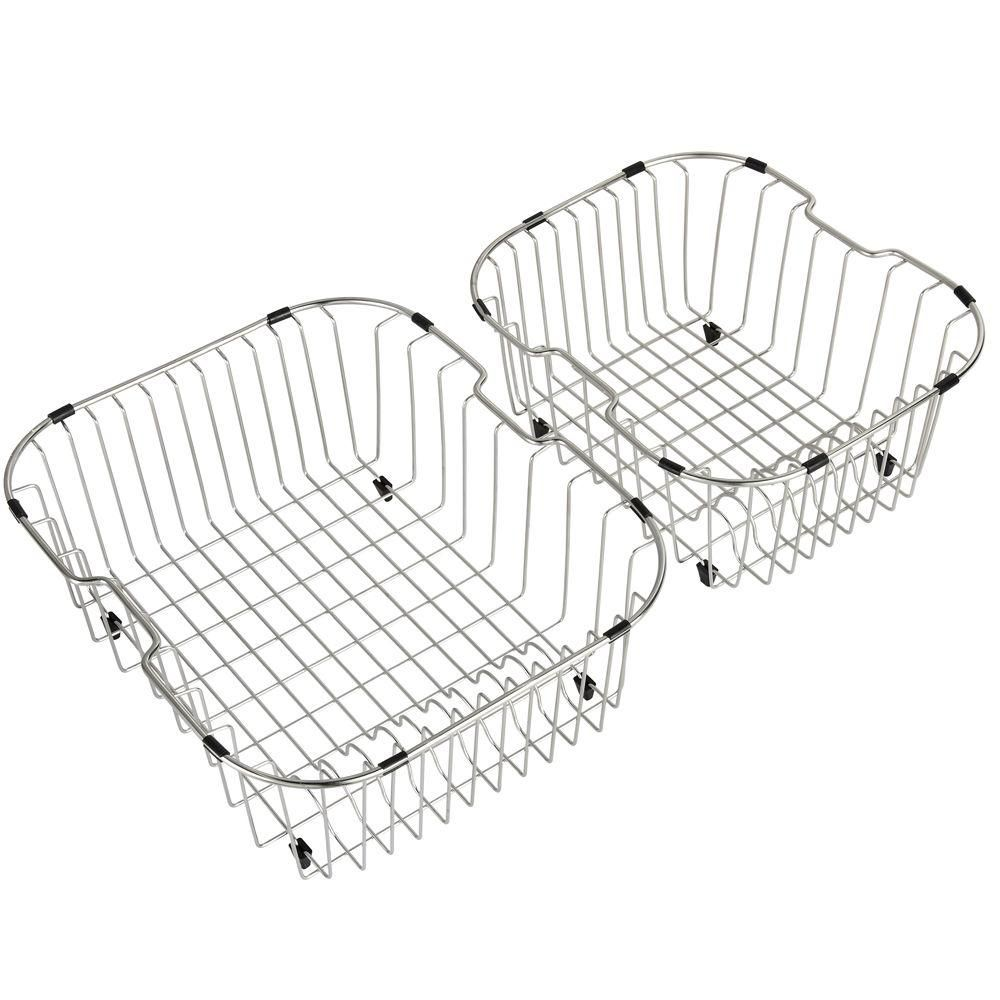 Stainless Steel Rinse Basket RB-24-2 in Canada