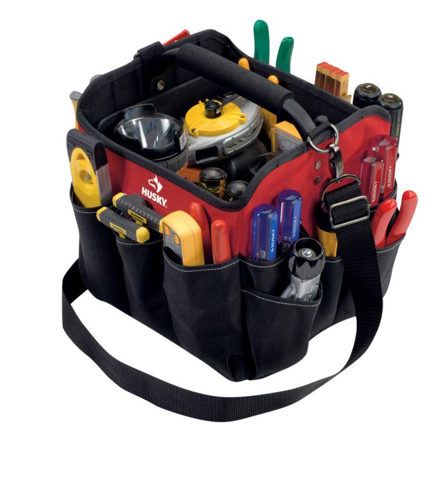 Sac à outils tout usage, 25cm (10po)