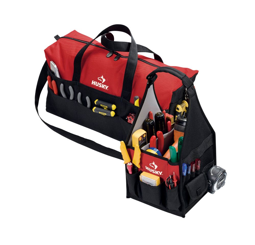 Electricians & Tote Bag Combo