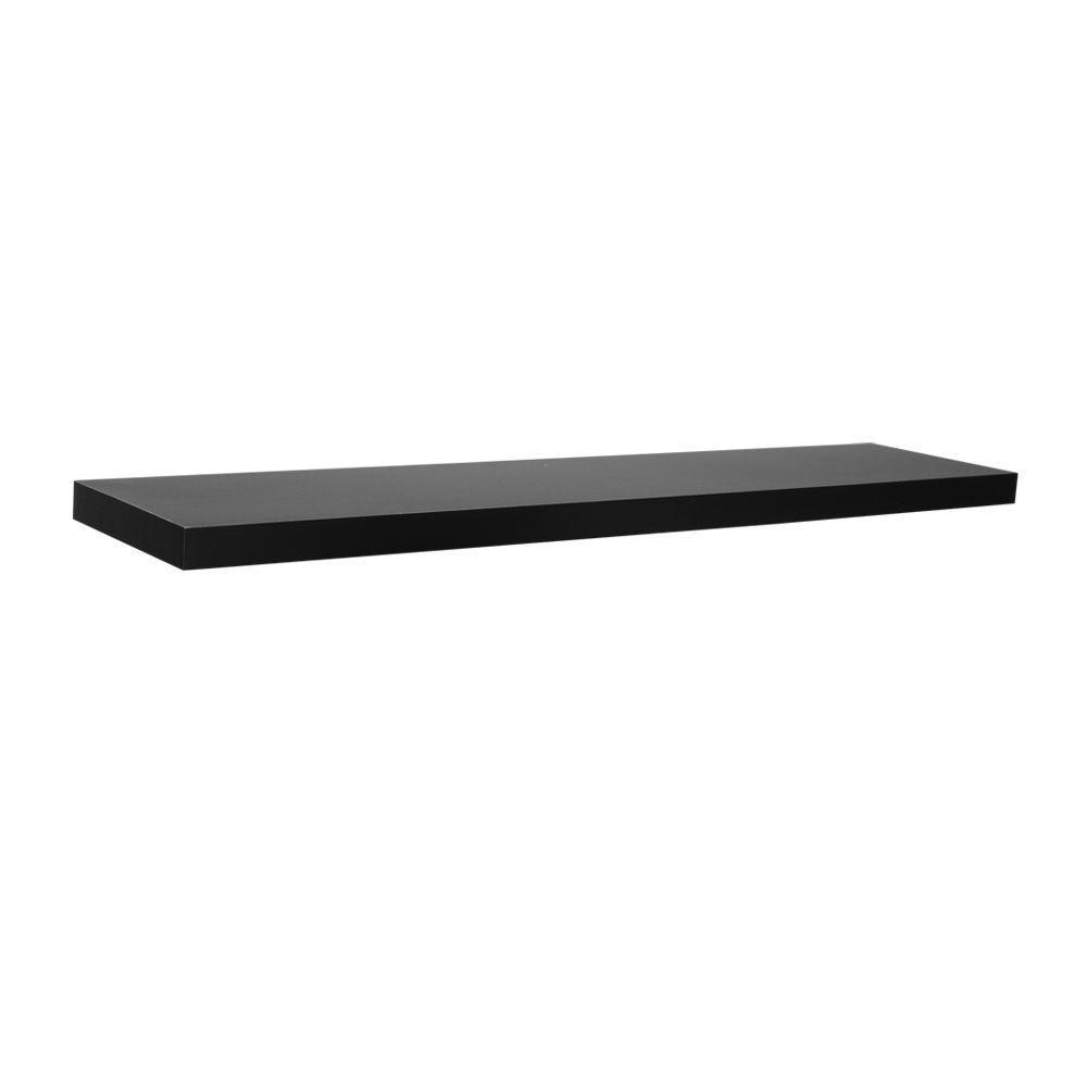 Floating Shelf, Walnut - 24 Inch