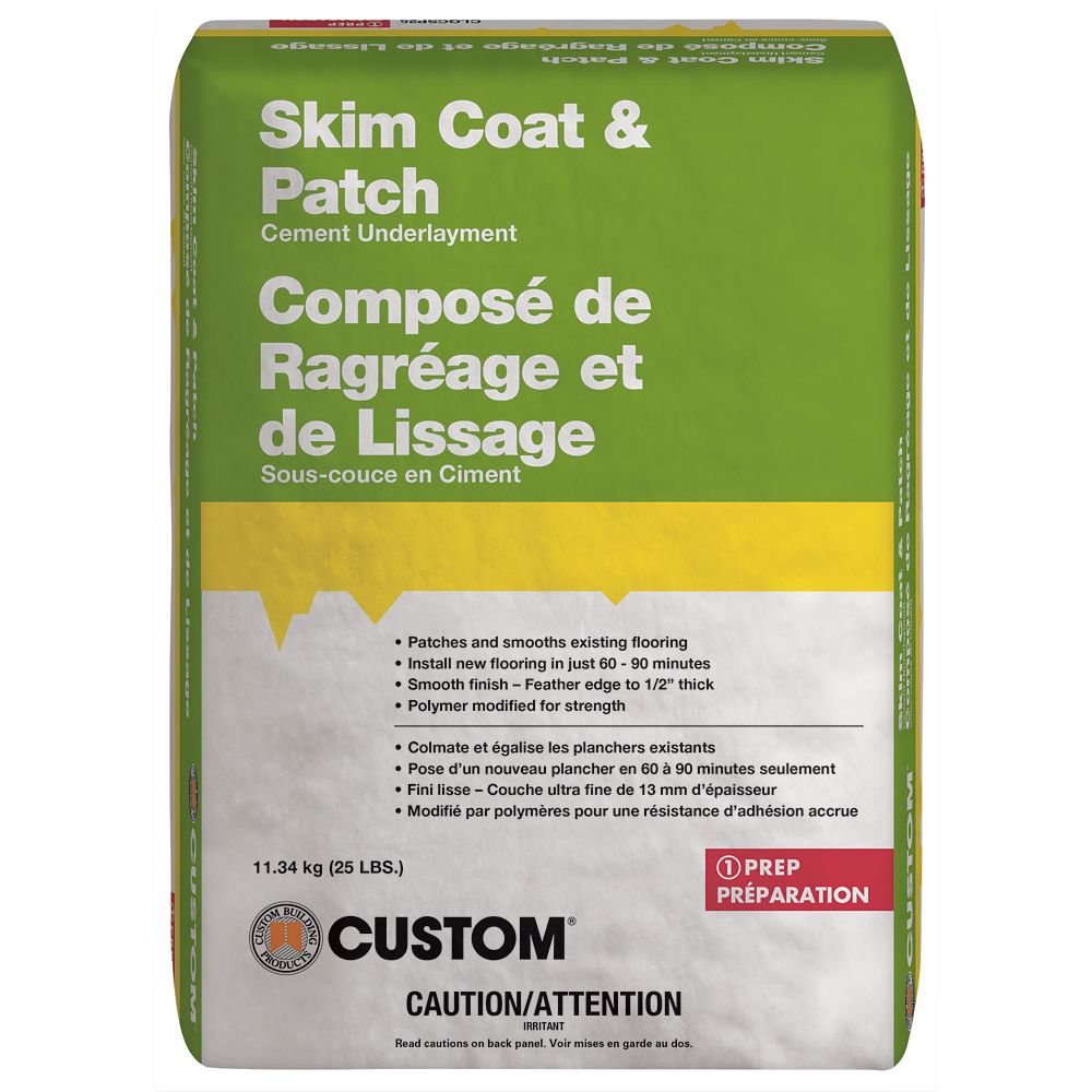 Skim Coat & Patch Cement Underlayment11.34kg