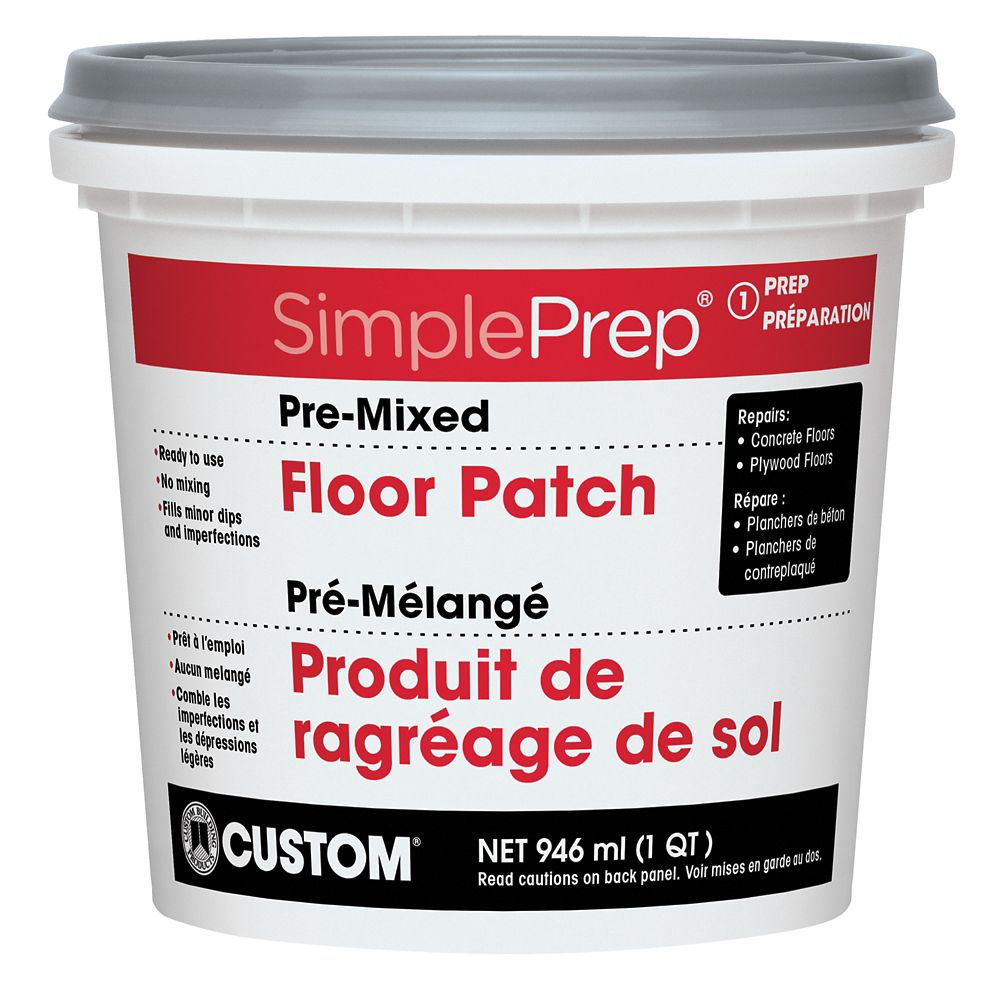 PreMixed Floor Patch - 946L