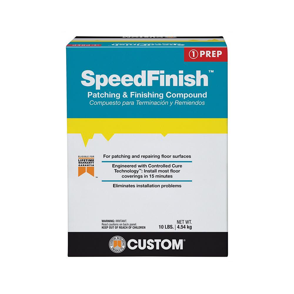 SpeedFinish Patching & Finishing Compound 4.54kg