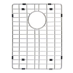 Stainless Steel Bottom Grid w/Protective Anti-Scratch Bumpers for KHF203-36 Kitchen Sink Right Bowl