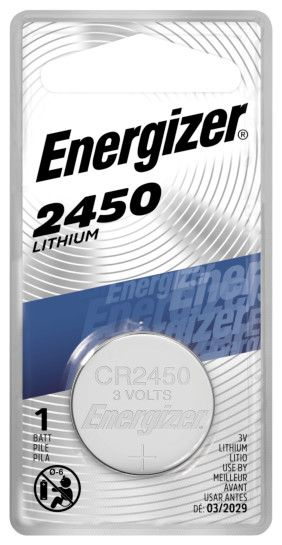 Max 2450 Battery - 1 Pack