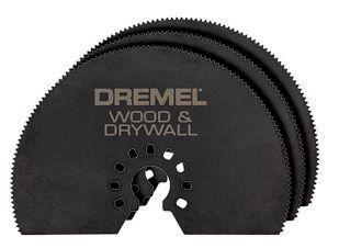3-inch Wood & Drywall Saw Blade (3 Pack)
