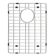 Stainless Steel Bottom Grid w/Protective Anti-Scratch Bumpers for KHU103-33 Kitchen Sink Right Bowl