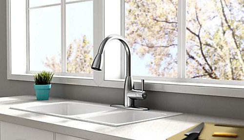 commercial images kitchen mount sink with rinse mounted faucets sprayer arm gallery faucet wall of spray