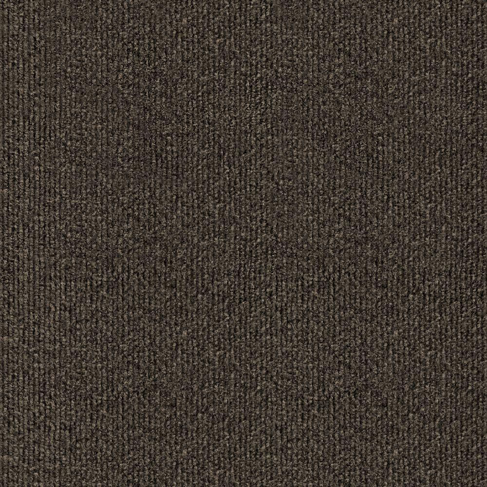 Brown Comet Carpet 3 Feet x 3 Feet