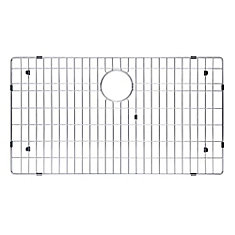 kitchen sink grids. Stainless Steel Bottom Grid w Protective Anti Scratch Bumpers for KHU100 32  Kitchen Sink Grids Rinse Baskets The Home Depot Canada