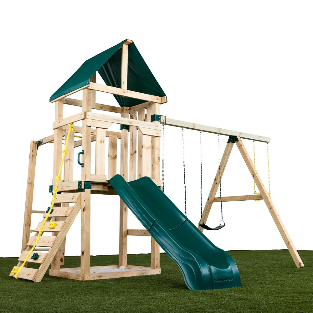 Hawk's Nest Playset