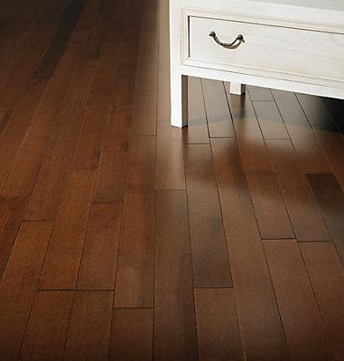 Dubeau Floors Hard Maple Tuscany 34 Inch Thick X 3 14 Inch W