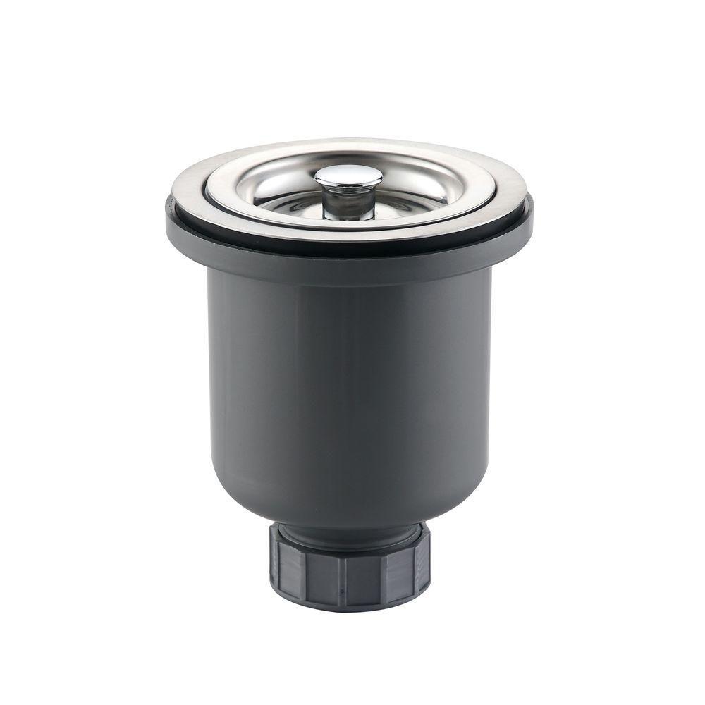 Kraus  panier-filtre, acier inoxydable
