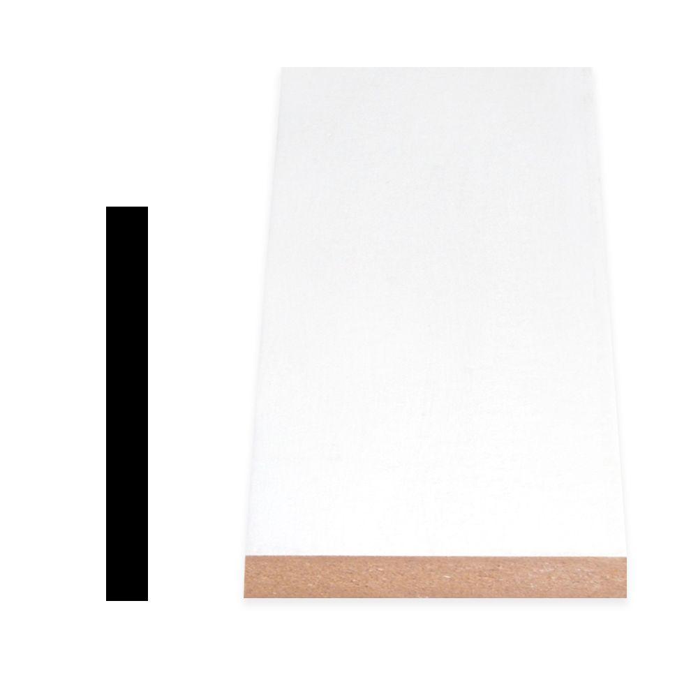 Plinthe en MDF avec peinture DecoSmart 5/8 po x 5-9/16 po