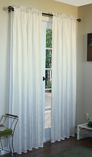 Home Decorators Collection Curtain Ivory