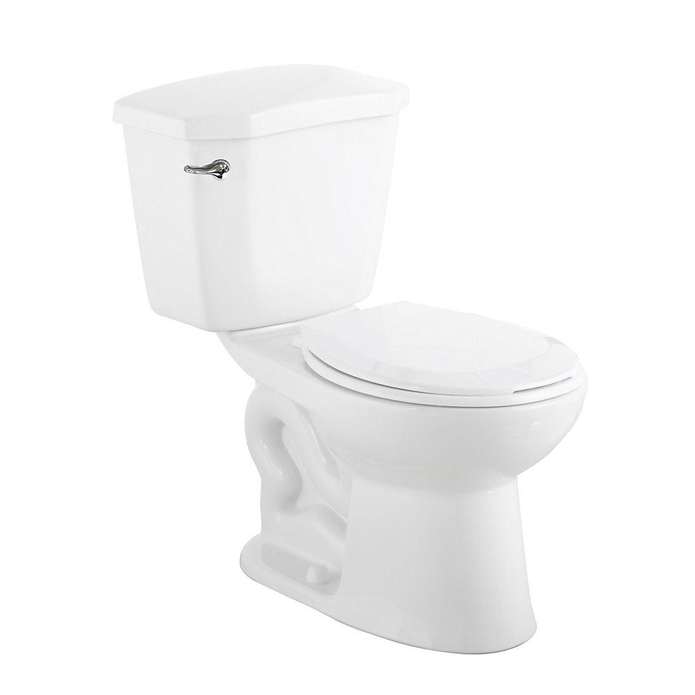 Premier 2-piece 6.0 LPF Single Flush Round 28.86-inch Standard Toilet Bowl in White